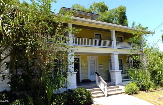 4229 ST JOHNS AVE - 4229 St Johns Avenue, Jacksonville, FL 32210