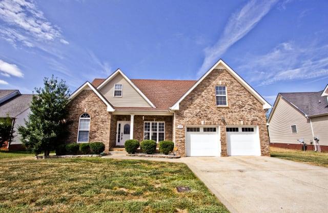 3714 Meadow Ridge Ln - 3714 Meadow Ridge Lane, Clarksville, TN 37040