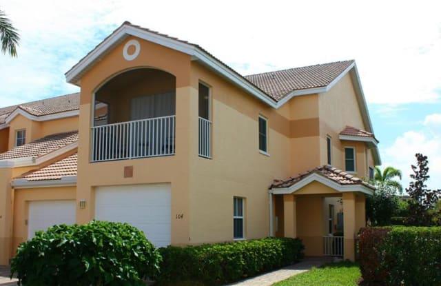 28621 Carriage Home Drive #104 - 28621 Carriage Homes Drive, Bonita Springs, FL 34134