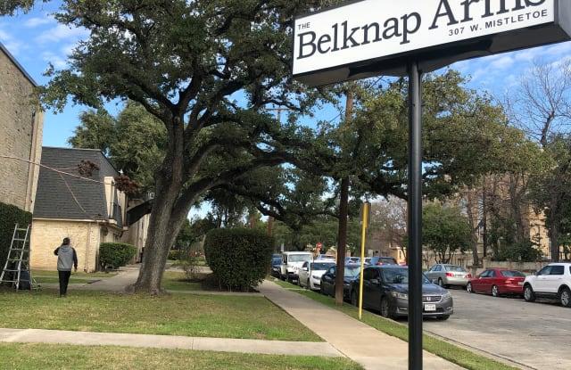 Belknap Arms - 307 West Mistletoe Avenue, San Antonio, TX 78212