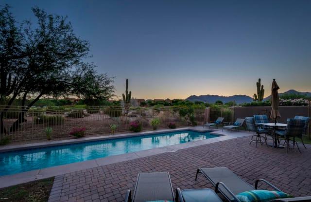 8566 E ANGEL SPIRIT Drive - 8566 East Angel Spirit Drive, Scottsdale, AZ 85255