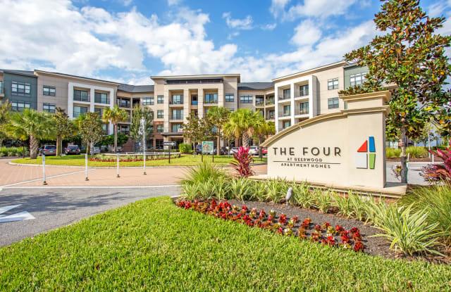 The Four - 4870 Deer Lake Dr E, Jacksonville, FL 32246