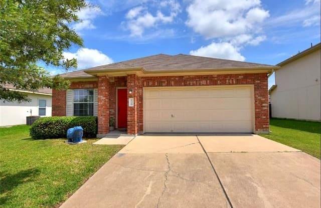 128 Almquist ST - 128 Almquist Street, Hutto, TX 78634