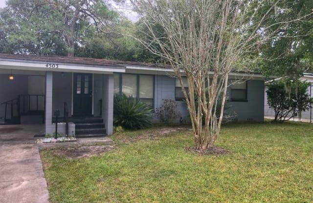 4503 Anvers Boulevard - 4503 Anvers Boulevard, Jacksonville, FL 32210