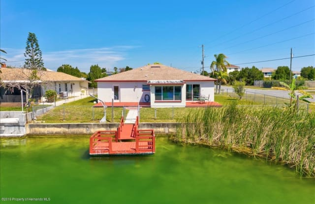 3379 Crape Myrtle Drive - 3379 Crape Myrtle Drive, Hernando Beach, FL 34607