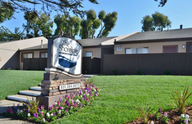 Shoreline Apartments - 3124 Lake Dr, Marina, CA 93933