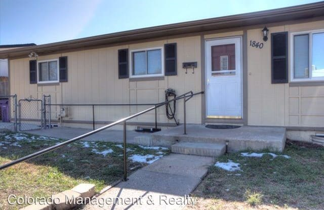 1840 W Jewell Ave - 1840 West Jewell Avenue, Denver, CO 80223