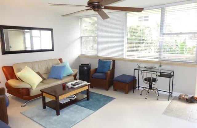 101 N Birch Rd - 101 North Birch Road, Fort Lauderdale, FL 33304