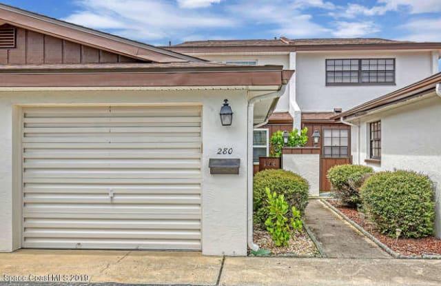 280 Queens Court - 280 Queens Court, Satellite Beach, FL 32937