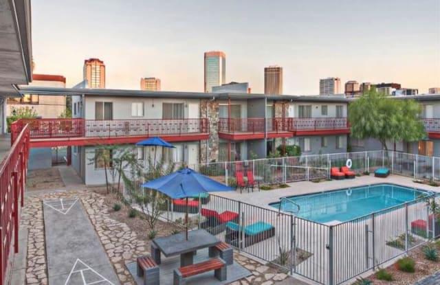 Aura at Midtown - 3623 N 5th Ave, Phoenix, AZ 85013