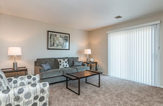 Sierra Vista Apartments - 4700 South Baha Avenue, Sioux Falls, SD 57106