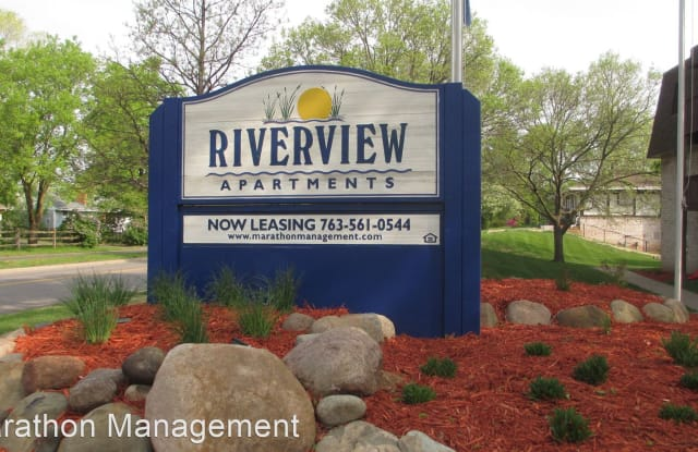 Riverview Apartments - 8150 W River Rd, Brooklyn Park, MN 55444