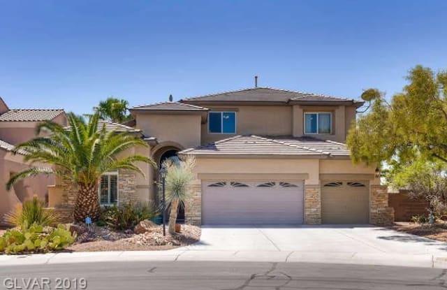 5863 GUSHING SPRING Avenue - 5863 Gushing Spring Avenue, Las Vegas, NV 89131