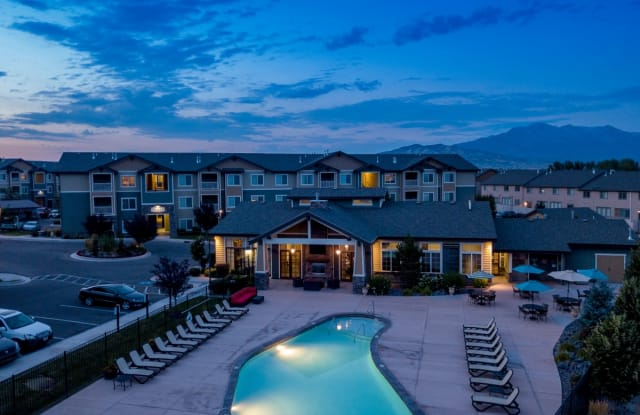 Aldara Apartment Homes - 1256 N Commerce Dr, Saratoga Springs, UT 84045