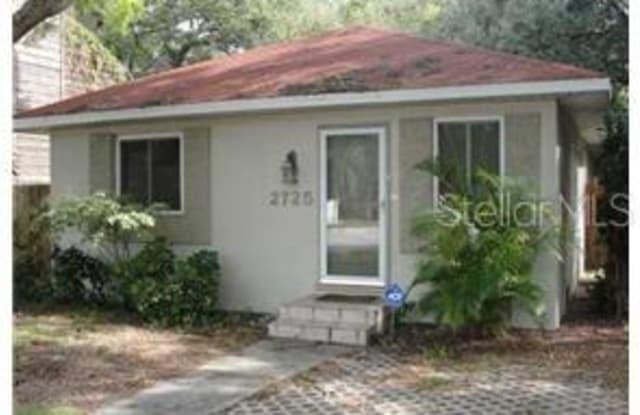 2725 PARK STREET N - 2725 Park Street North, St. Petersburg, FL 33710