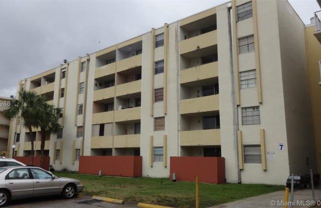 10090 NW 80th Court, #1306 - 10090 Northwest 80th Court, Hialeah Gardens, FL 33016