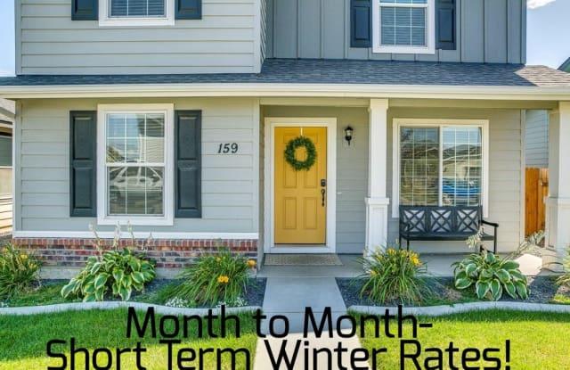 159 West Peach Springs Street - 159 West Peach Springs Street, Meridian, ID 83646