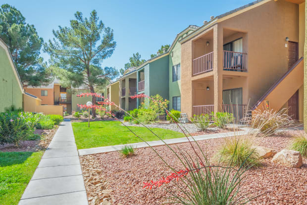 Shelter Cove - 2683 S Decatur Blvd, Las Vegas, NV 89102