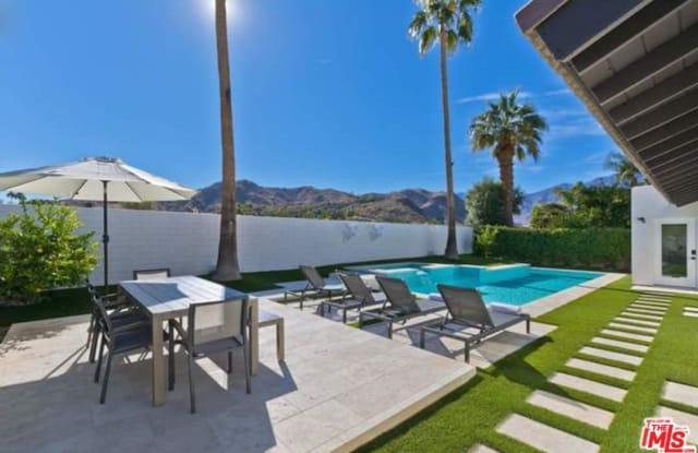 3545 RIDGEVIEW Circle - 3545 Ridgeview Cir, Palm Springs, CA 92264