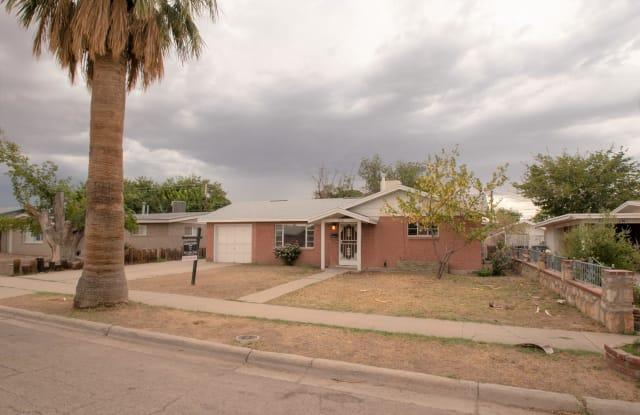 1220 Prairie Drive - 1220 Prairie Drive, El Paso, TX 79925