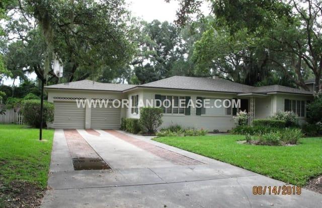 915 BOARDMAN ST. ORANGE COUNTY - 915 Boardman Street, Orlando, FL 32804