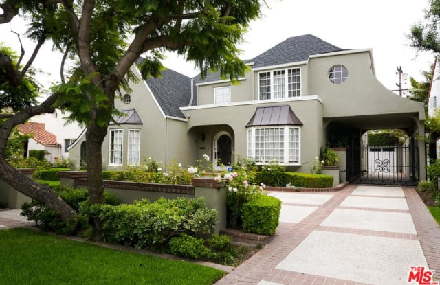 215 South MCCARTY Drive - 215 Mccarty Drive, Beverly Hills, CA 90212