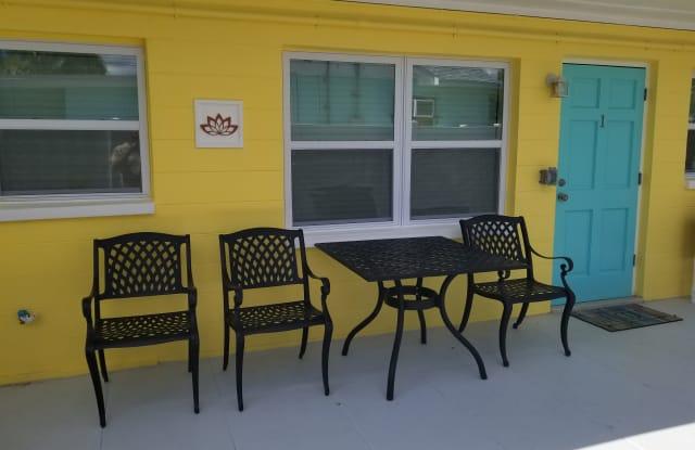 620 70th Ave Apt 1 - 620 70th Avenue, St. Pete Beach, FL 33706