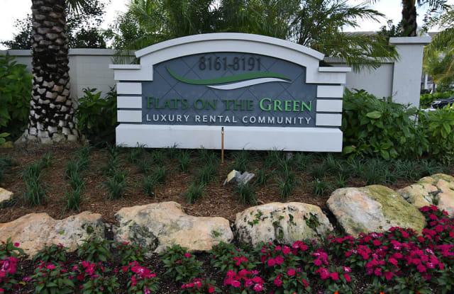 Flats on the Green - 8171 N University Dr, Tamarac, FL 33321
