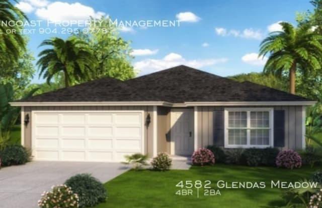 4582 Glendas Meadow Dr - 4582 Glendas Meadow Drive, Jacksonville, FL 32210