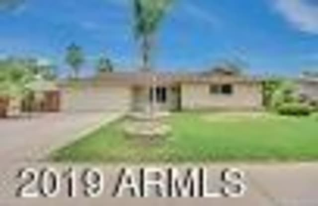 2166 E PALMCROFT Drive - 2166 East Palmcroft Drive, Tempe, AZ 85282