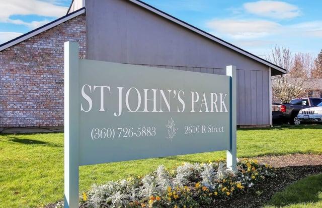 St. Johns Park - 2610 R Street, Vancouver, WA 98663