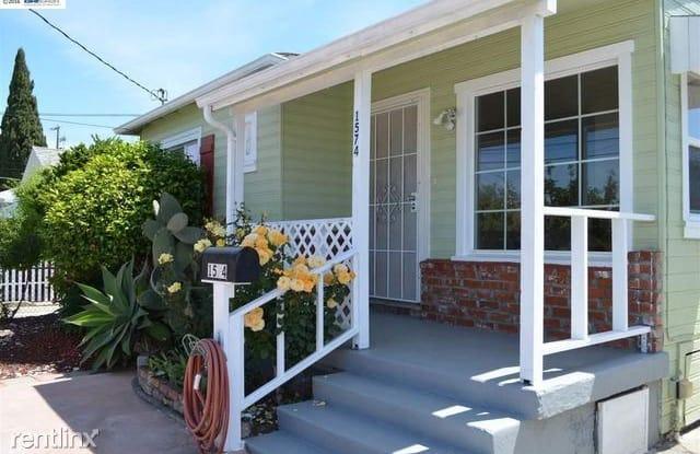 1574 153rd Ave - 1574 153rd Avenue, Ashland, CA 94578