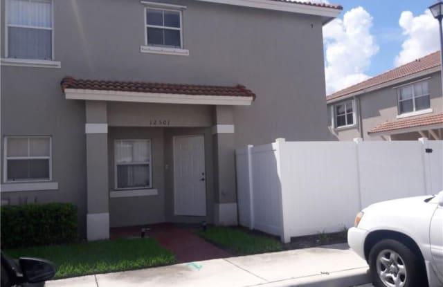 12501 SW 53rd Ct - 12501 Southwest 53rd Court, Miramar, FL 33027
