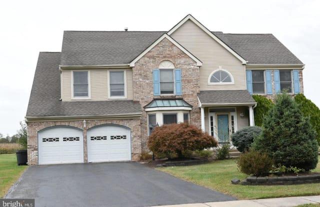 60 SARATOGA DRIVE - 60 Saratoga Drive, Mercer County, NJ 08550