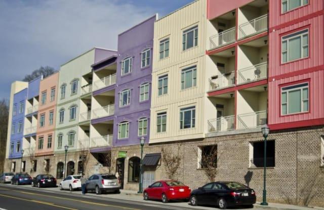The Hamilton at North Market - 609 Hamilton Avenue, Chattanooga, TN 37405