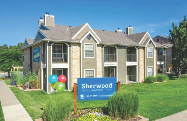 Sherwood Apartments - 2745 SW Villa West Dr, Topeka, KS 66614