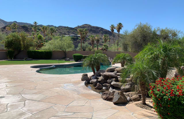 4744 E FOOTHILL Drive - 4744 East Foothill Drive, Paradise Valley, AZ 85253