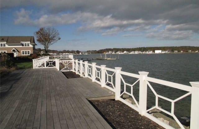 62 Canoe Place - 62 Canoe Place Road, Hampton Bays, NY 11946