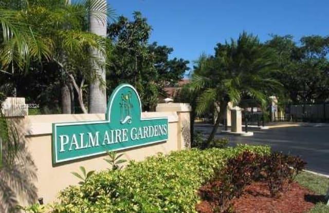 4401 W Mcnab Rd - 4401 West Mcnab Road, Pompano Beach, FL 33069