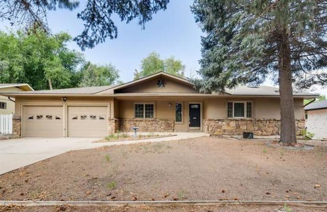 2212 Woodburn Street - 2212 Woodburn Street, Colorado Springs, CO 80906
