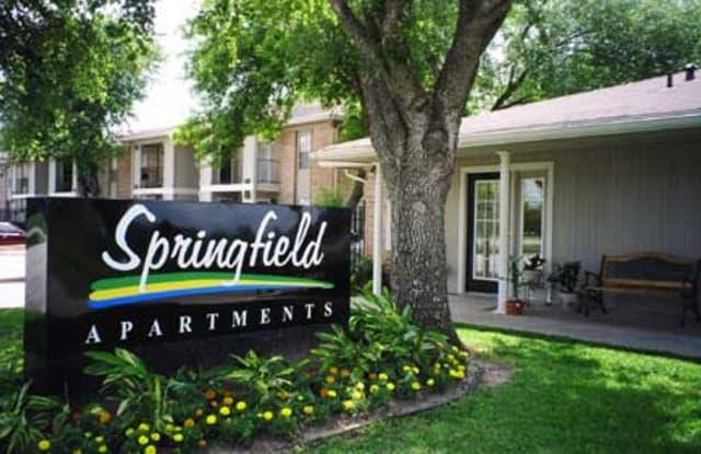 Springfield - 1511 5th St, Missouri City, TX 77489