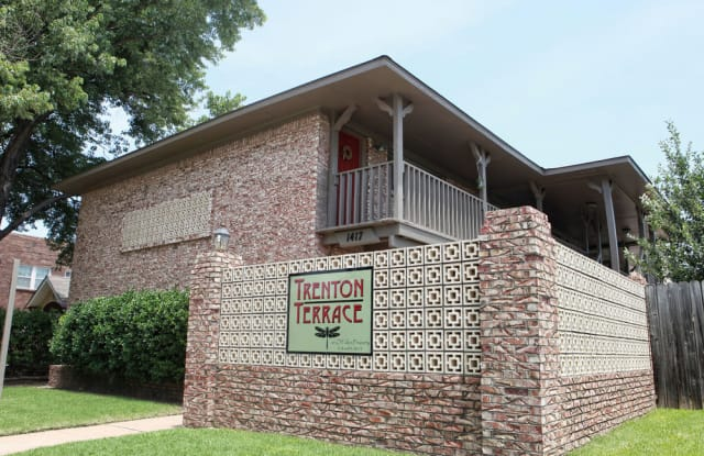 The Trenton Terrace Apartments - 1420 S Trenton Ave E, Tulsa, OK 74120