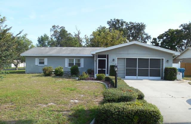 5529 Pinehurst Dr - 5529 Pinehurst Drive, Spring Hill, FL 34606