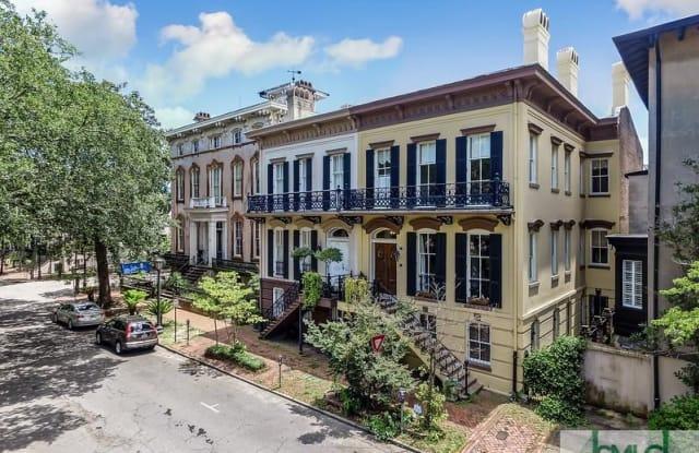 9 W Gordon Street #Garden - 9 West Gordon Street, Savannah, GA 31401