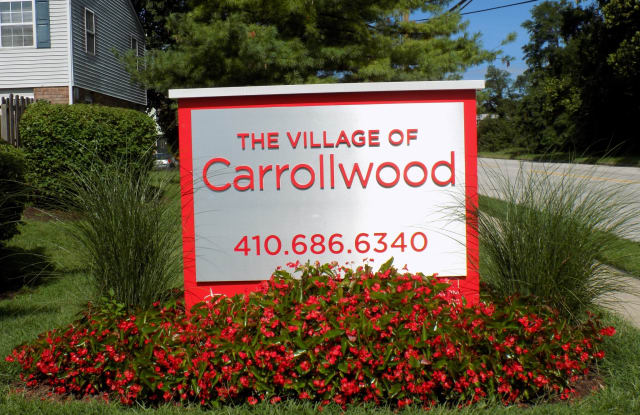 Village of Carrollwood - 3902 Bayville Rd, Baltimore, MD 21220