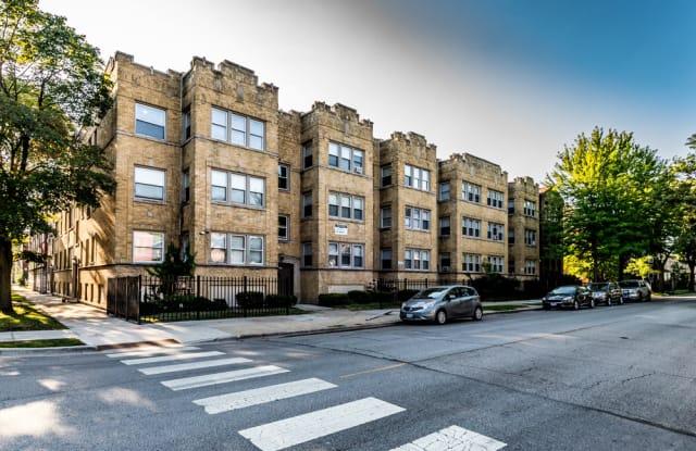 Pangea 7801 S Yates South Shore Apartments - 7801 S Yates Blvd, Chicago, IL 60649