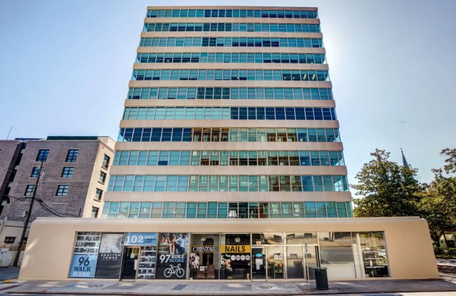 Drayton Tower - 102 E Liberty St, Savannah, GA 31401