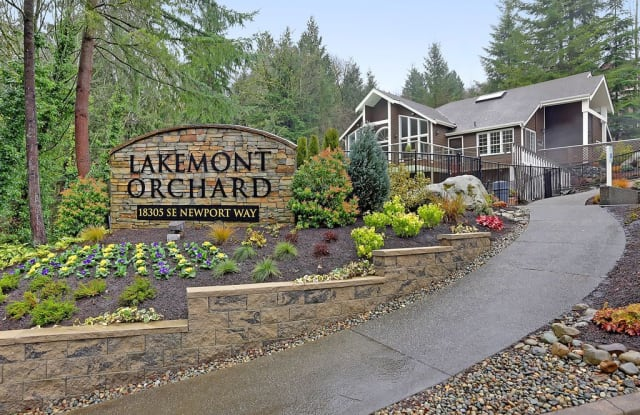 Lakemont Orchard - 18305 SE Newport Way, Issaquah, WA 98027