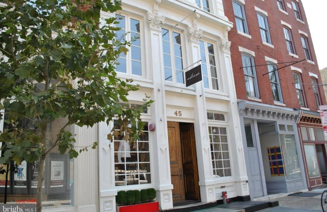 45 N 2ND STREET - 45 North 2nd Street, Philadelphia, PA 19106