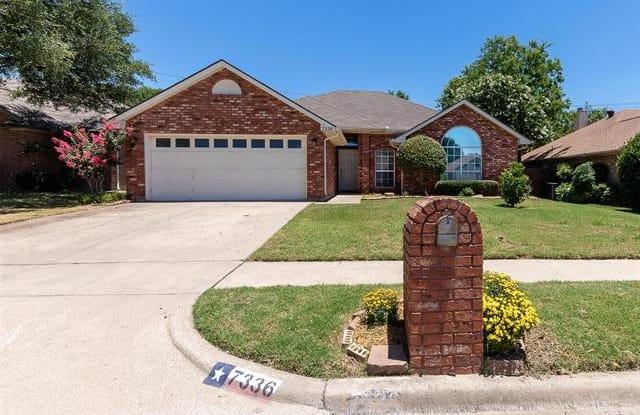 7336 Amber Drive - 7336 Amber Drive, Watauga, TX 76148